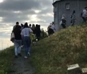 Wanderung auf den Ahornberg