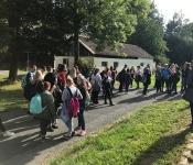 Wanderung über Jehsen nach Ahornberg