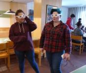 Lernzirkel zum Thema Blindheit